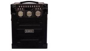 Parlante Sonivox Portable 500w Bluetooh Fm Microfono SS67