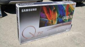 Samsung CURVED 55Inch 4K Ultra HD QLED Smart TV [QN65Q8C