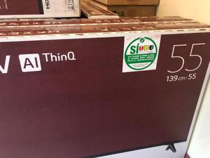 Se Vende Televisor Lg 55 Ultra Hd 4k