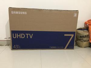 Televisor Nuevo 43 Pulgadas