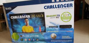 Tv Challenger de 40 Encajado Smart Tv