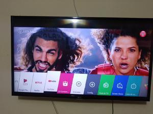 Vendo Tv Lg 43 Smart