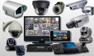instalación de cámaras de seguridad vendemos alarmas