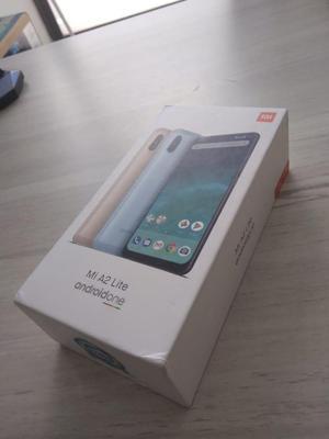 Se vende Xiaomi Mi A2 Lite 32GB Negro NUEVO NO CAMBIOS