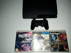 Play 3 Slim Control Juegos