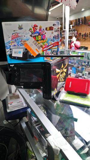Vendo O Cambio Nintendo Wii U Disco Duro