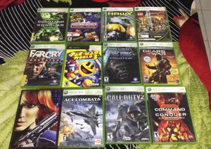 Vendo juegos de xbox 360