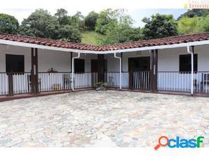 Venta de finca en Fredonia, suroeste de Antioquia