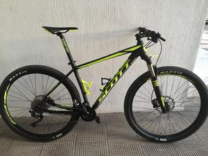 Bicicleta Mtb Scott Scale Rin 29 Grupo Xt TALLA M zapatillas