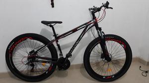 Bicicleta Todo terreno Drive Rin 29, Freno de disco