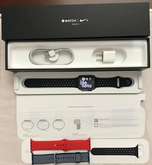 Apple Watch Serie 3 Version NIKE GPS 42mm Space Gray A