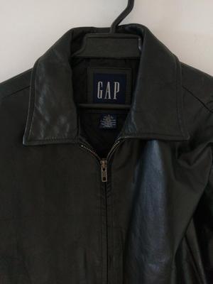 Chaqueta de Cuero Gap Original Hombre