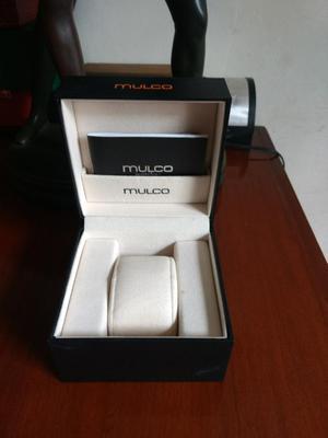 Caja Original Reloj Mulco