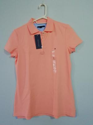 Polo Mujer Tommy Hilfiger Original