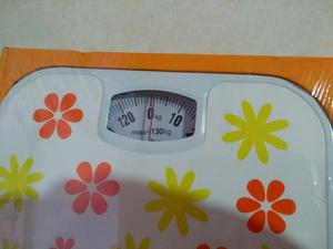 Báscula O Pesa Personal Control de Peso