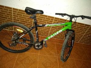 Bicicleta Vanzo en Aluminio