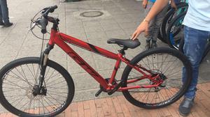 Bicicleta todo terreno GW Rin 27.5