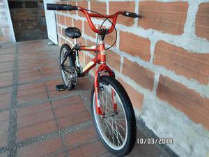 ¡¡Ganga!! Bicicleta Bmx como nueva