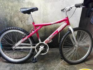 Vendo Bicicleta Todo Terreno 24