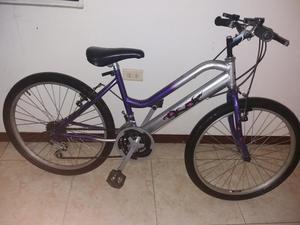 Vendo Bicicleta para Mujer