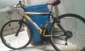 bicicleta todo terreno rin 26 con cambios barata vendo o