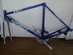 vendo partes de bicicleta de carreras