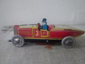Carro de Lata Antiguo para Coleccionista