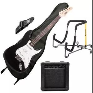 Combo Guitarra Elec Konige, Base Hercules, Amplificador Volk