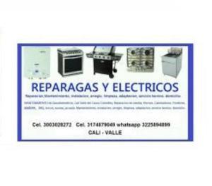 REPARACION DE MARMITAS A GAS EN CALI, CEL 300 3028272