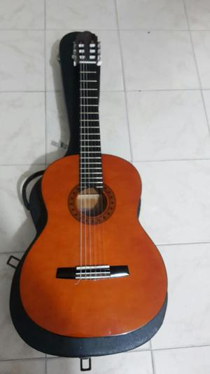 Vendo Guitarra Valencia con Estuche Duro