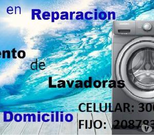 REPARACION Y MANTENIMIENTO DE LAVADORAS