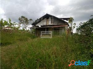 Se vende Casa lote Circasia - Montenegro