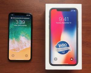 iPhone X Como Nuevo 64G