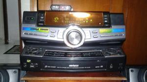 Equipo de Sonido SONY GENEZI 250WxW