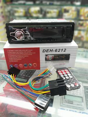 Radio para Carro sin Bluetooth