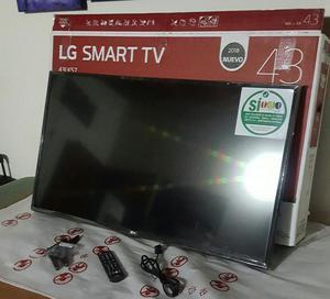 Smart Tv Lg Webos Full Hd' 43, Barato