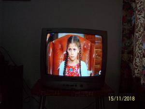 TV SAMSUNG 20 PULGADAS CON CONTROL.
