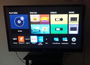 "Tv 50"" Plasma + Blu Ray Samsung"