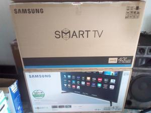 Vendo Tv de 43 Samsung