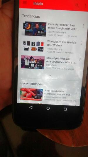 Motorola G Sólo para Repuestos