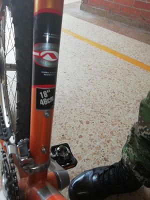 Bicicleta Trek en Aluminio