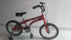 Bicicleta con Poco Uso