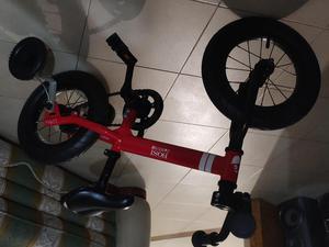 Bicicleta en excelente estado no tiene uso