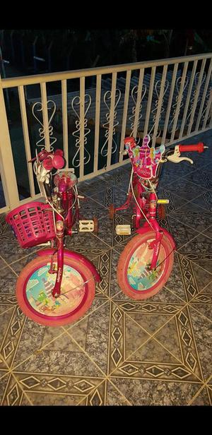 Vendo Bicis para Niñas en Buen Estado