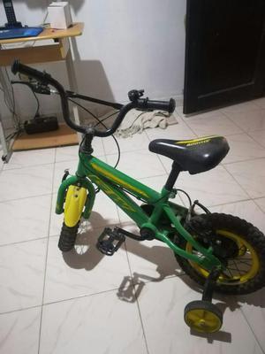 Vendo Hermosa Bicicleta de Niño Marca Gw