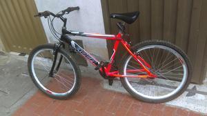 vendo o cambio bonita bicicleta todo terreno.,.