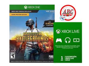 Juego Playerunknown's Battlegrounds Gold 1 Mes ! Promo !