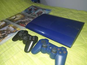 Ps3 Super Slim 66 Juegos Negociable