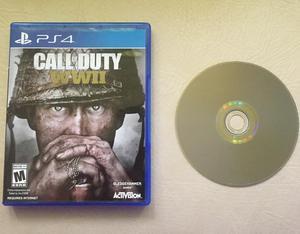 Vendo Call Of Duty para Ps4