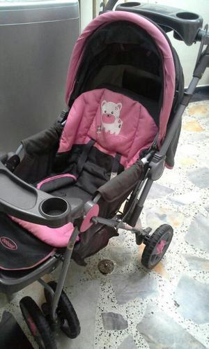 Coche para Niña en Buen Estado